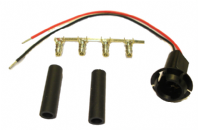 WIPAC Car sidelamp bulb holder + wiring connectors  ALT/S4276WIPAC-11